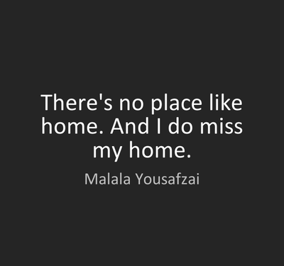 25 Bitter Sweet Quotes About Missing Home - EnkiQuotes