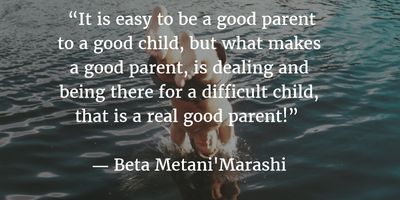 25 Best Quotes about Parenting Teenagers - EnkiQuotes