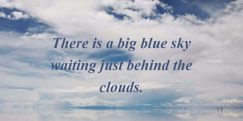 Sky Quote