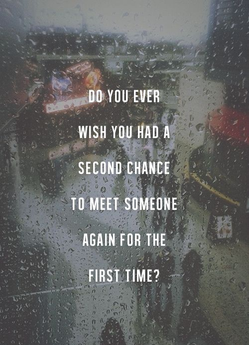 Relive That Magical Moment With First Time Meeting Quote Enkiquotes