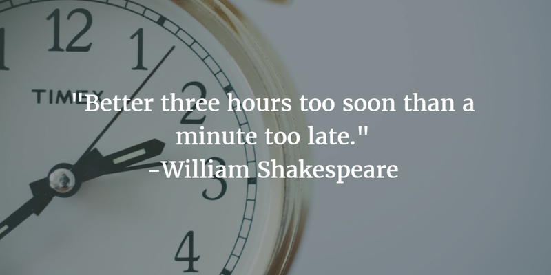 Late Quotes Gorgeous Top Punctuality Quotes  Don't Be Late  Enkiquotes