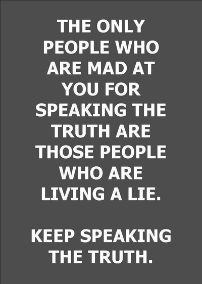 And you truth the quotes is lying someone when know 70+ Lying