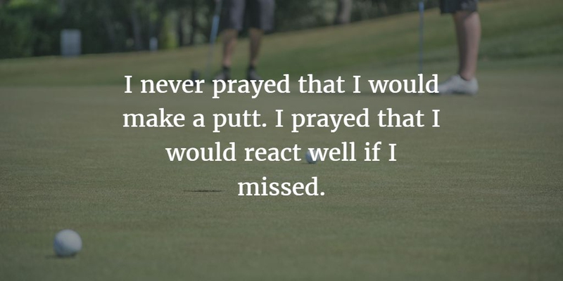 Inspirational Golf Quotes Cool Inspirational Golf Quotes For Golf Lovers  Enkiquotes