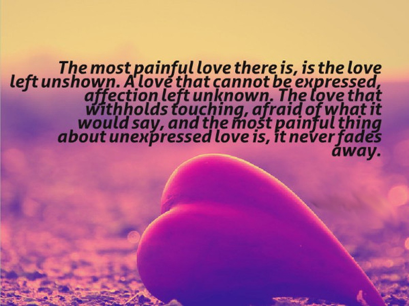 The Most Heart Touching and Beautiful Quotes - EnkiQuotes