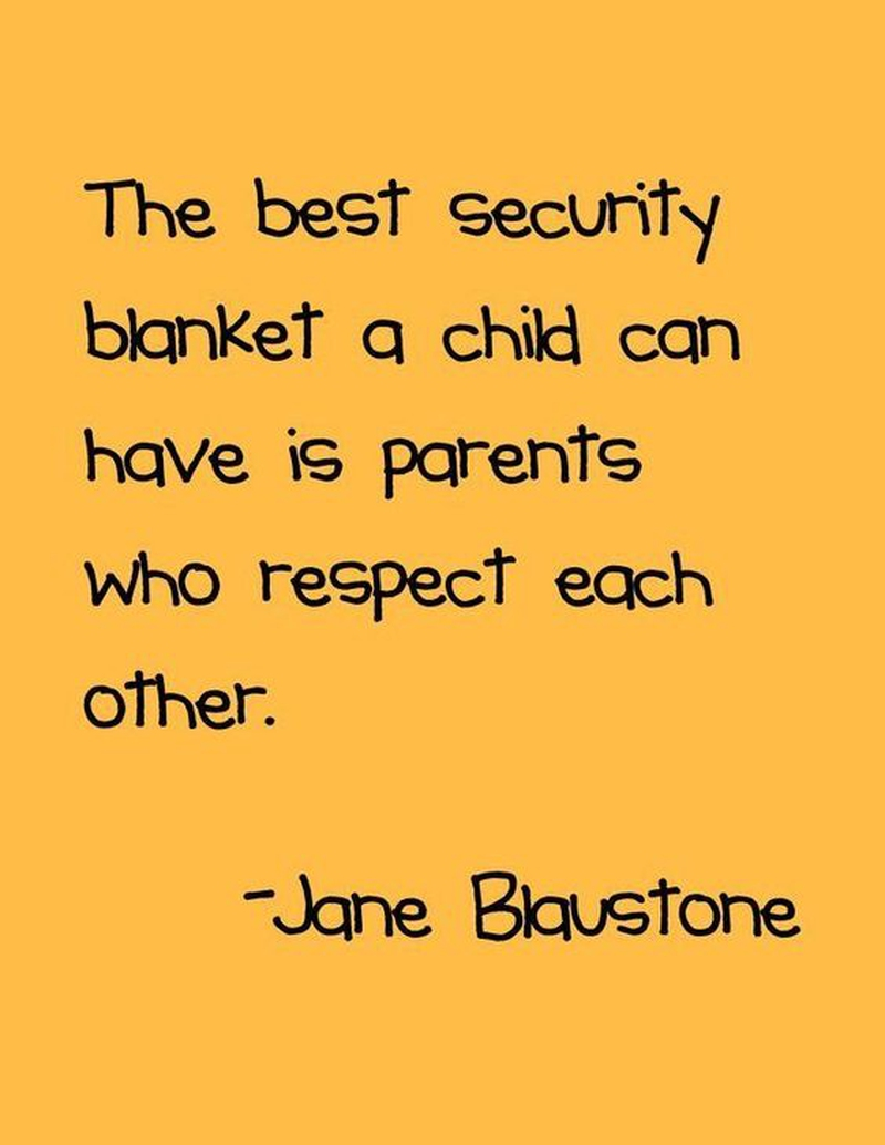 Quotes About Security Be The Best Coparents With These Co Parenting Quotes  Enkiquotes