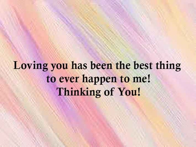 Romantic Thinking Of You Quotes For Those You Love Enkiquotes