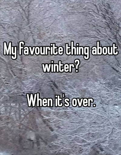 Welcome The Coming Winter with These Cold Weather Quotes ...