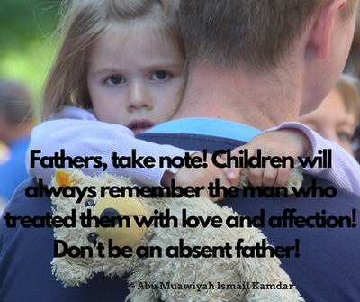 Absent Father Quotes to Help You Become a Better Parent