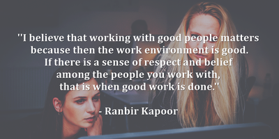 20 Quotes on Positive Work Environment   EnkiQuotes
