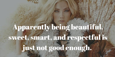 Quotes About Not Being Good Enough Worth Remembering Enkiquotes