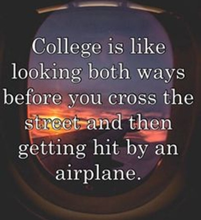 Funny Quotes On College That Will Make You Laugh Enkiquotes