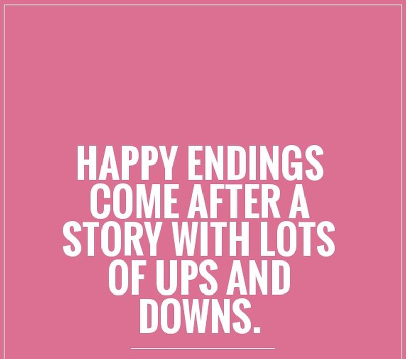 Ups Quote Inspiration Life Is Full Of Ups And Downs Quotes  Enkiquotes