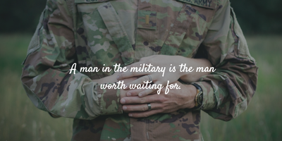 Best Military Love Quotes For Encouragement Enkiquotes