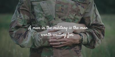 Best Military Love Quotes for Encouragement - EnkiQuotes