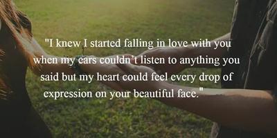 romantic words for girl