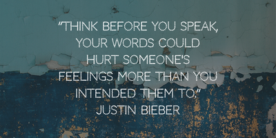 24 Think Before You Speak Quotes Thatll Keep You Alert Enkiquotes