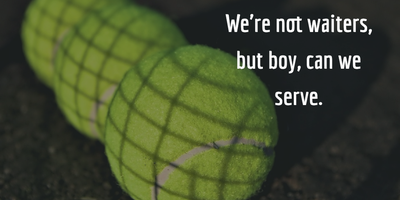 Funny Tennis Quotes: See If You Can Get Them - EnkiQuotes