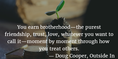 21 Great Brotherhood Quotes That Will Make You Affectionate Enkiquotes