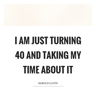 60 Interesting And Useful Quotes About Turning 60 EnkiQuotes Gorgeous Turning 40 Quotes