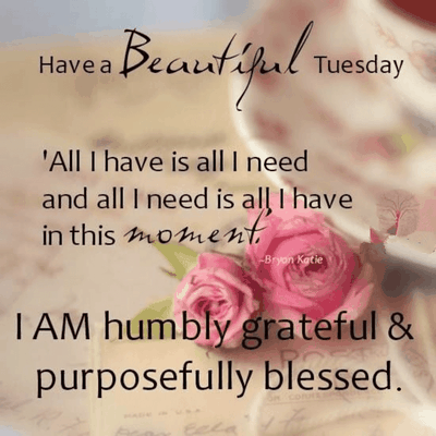 Happy Tuesday Quotes Enjoy This New Day Enkiquotes