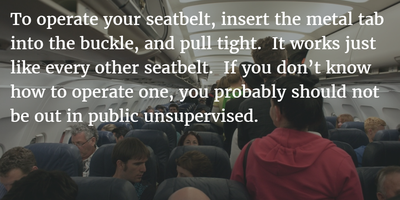 25 Hilarious Flight Attendant Quotes to Entertain Your ...