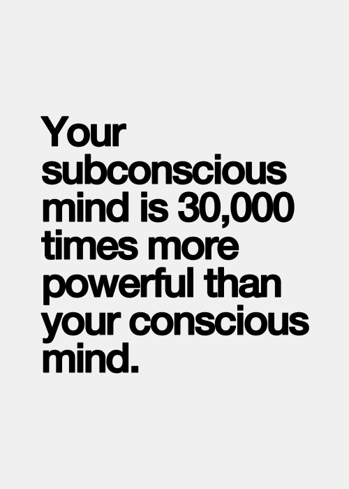 Top 29 Quotes About The Subconscious Mind Enkiquotes