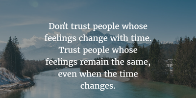 Top 28 Feelings Change Quotes Enkiquotes