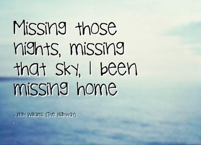 25 Bitter Sweet Quotes About Missing Home Enkiquotes