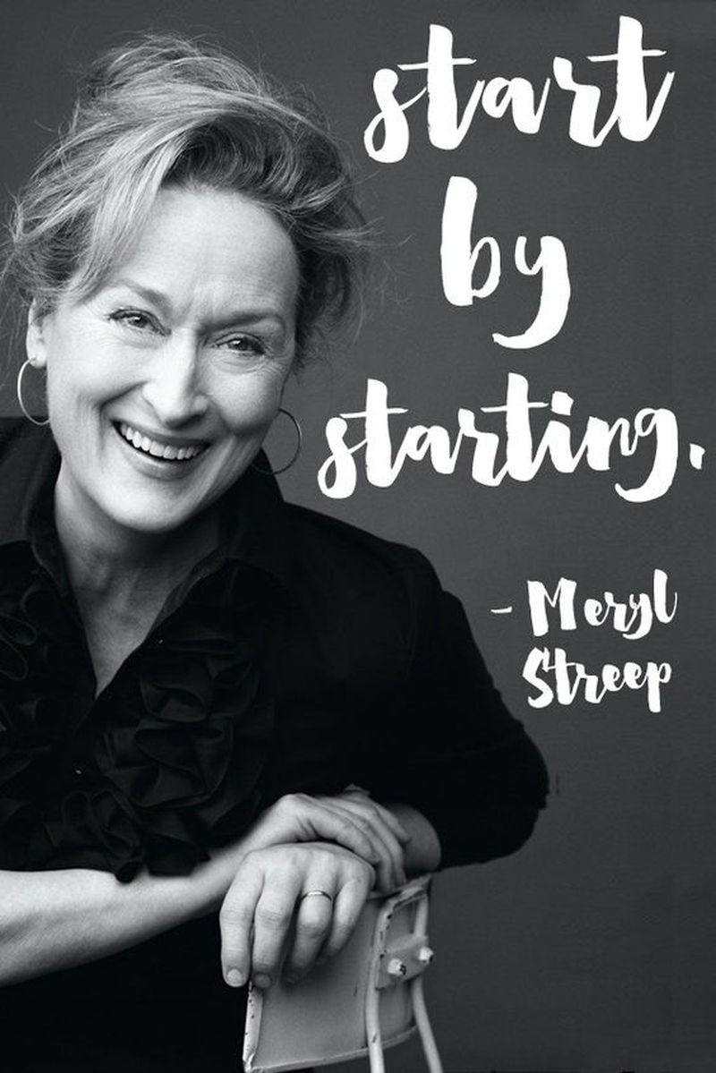 Most Famous Quotes 26 Most Famous Meryl Streep Quotes  Enkiquotes