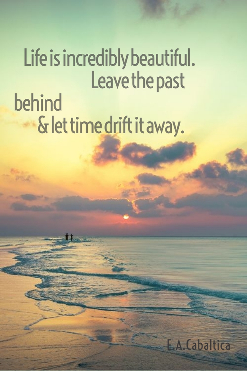 Quotes About Moving Away 26 Quotes About Leaving The Past Behind And Moving On  Enkiquotes