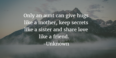 Quotes About Being An Aunt 29 Best Being An Aunt Quotes   EnkiQuotes Quotes About Being An Aunt