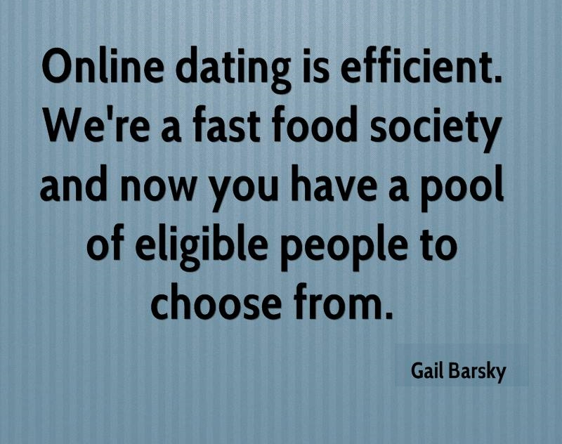 Dating Quotes Alluring Top 30 Hilarious Online Dating Quotes  Enkiquotes