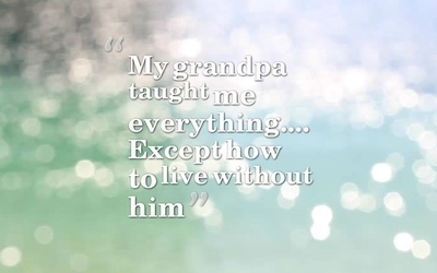 24 Funeral Quotes For Grandpa to Best Express Your Feelings ...