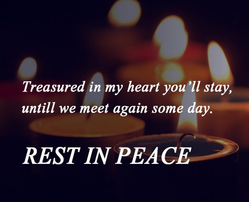Rest Peace Quotes In Quote Best 1 About Image Coloured Background