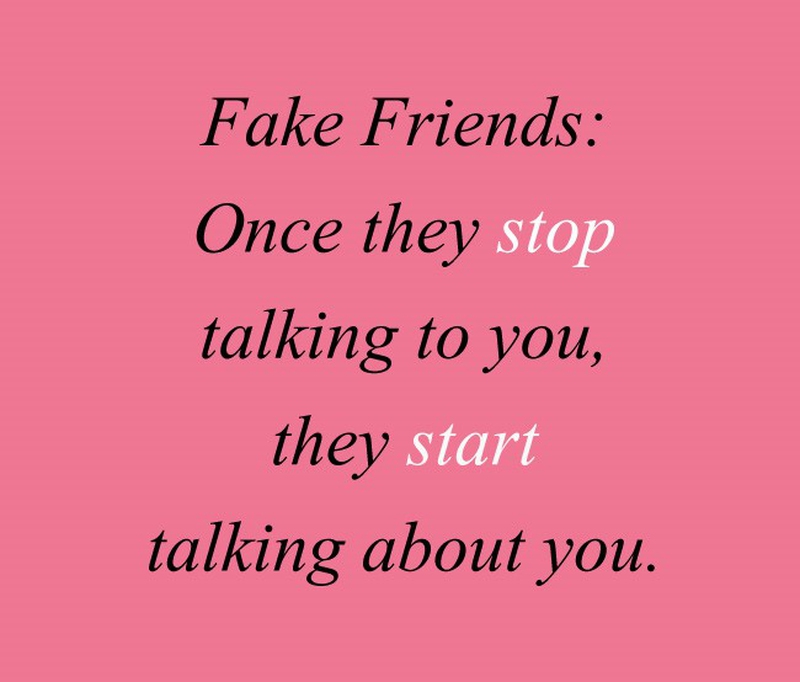 Magnificent Sad Quotes On Fake Friendship Gallery - Valentine Gift ...