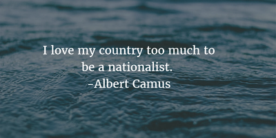 25 Quotes To Show Love For Your Country Enkiquotes
