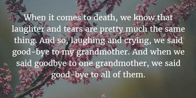 Grandma Passed Away Quotes To Honor Their Memories Enkiquotes