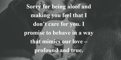best quotes to convince your angry girlfriend and win her back