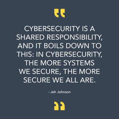 60 Cyber Security Quotes For A Safe And Secure Cyberspace EnkiQuotes Classy Security Quotes