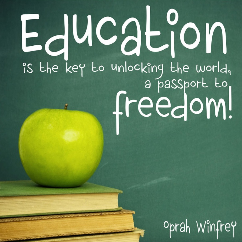 Quotes Education Fair 28 Powerful Quotes On Benefits Of Education  Enkiquotes