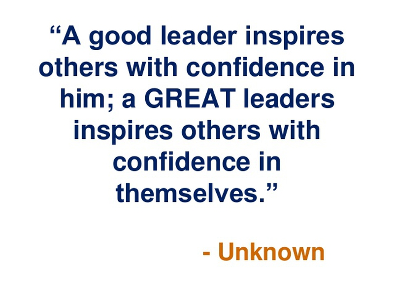Leadership Quotes Extraordinary Inspire Leader Within You With 22 Great Leadership Quotes  Enkiquotes
