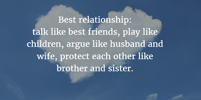Perfect Relationship Quotes The Secret To Great Love Enkiquotes