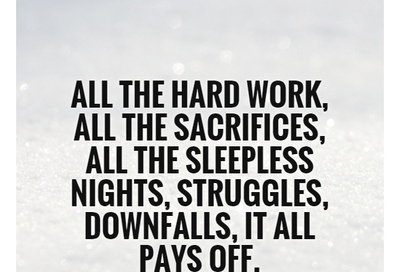 25 Motivational Hard Work Pays Off Quotes Enkiquotes