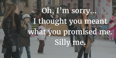 And quotes about broken trust promises 50 Best