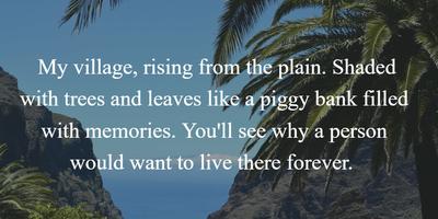 25 Quotes About Village To Explore Its Uniqueness Enkiquotes