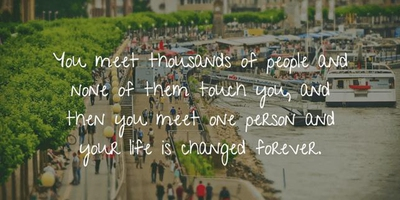 25 Grateful Quotes To Say To Someone Who Changed Your Life Enkiquotes