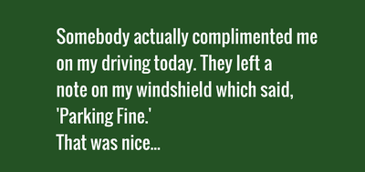 22 Most Funny Quotes about New Drivers - EnkiQuotes