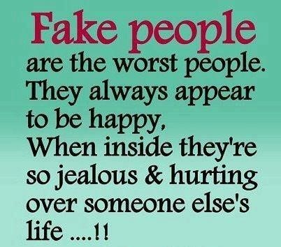 30 Best Quotes about Fake People - EnkiQuotes