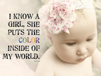 Sweet And Meaningful Baby Girl Turns One Quotes Enkiquotes