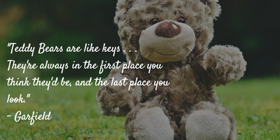 20 Teddy Bear Images with Love Quotes to Give You Warmth ...